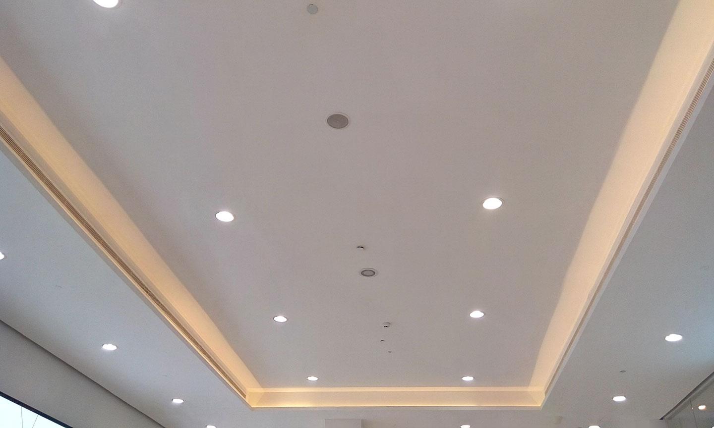 bulkhead ceiling